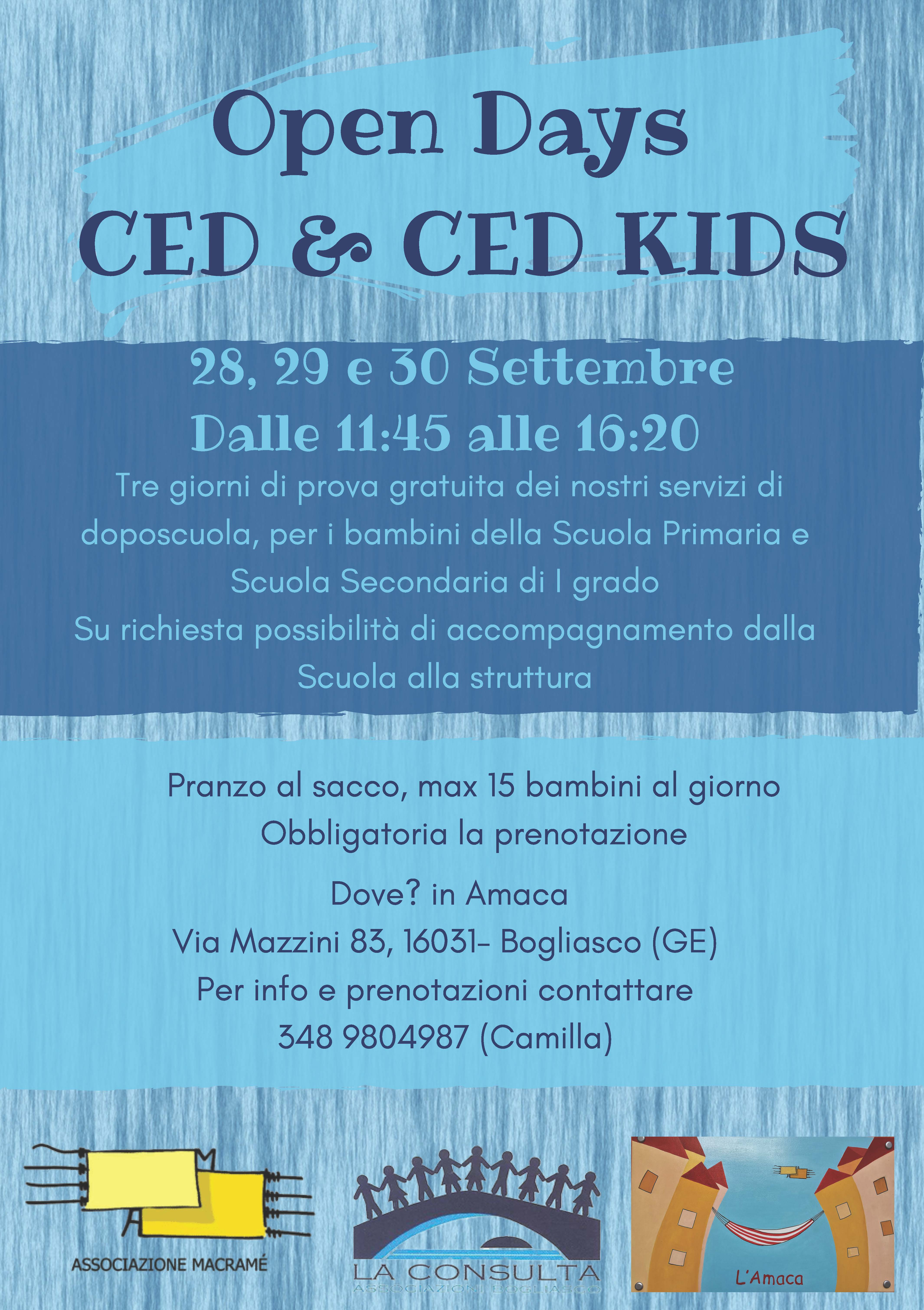 Open Day CED & CED KIDS (1)
