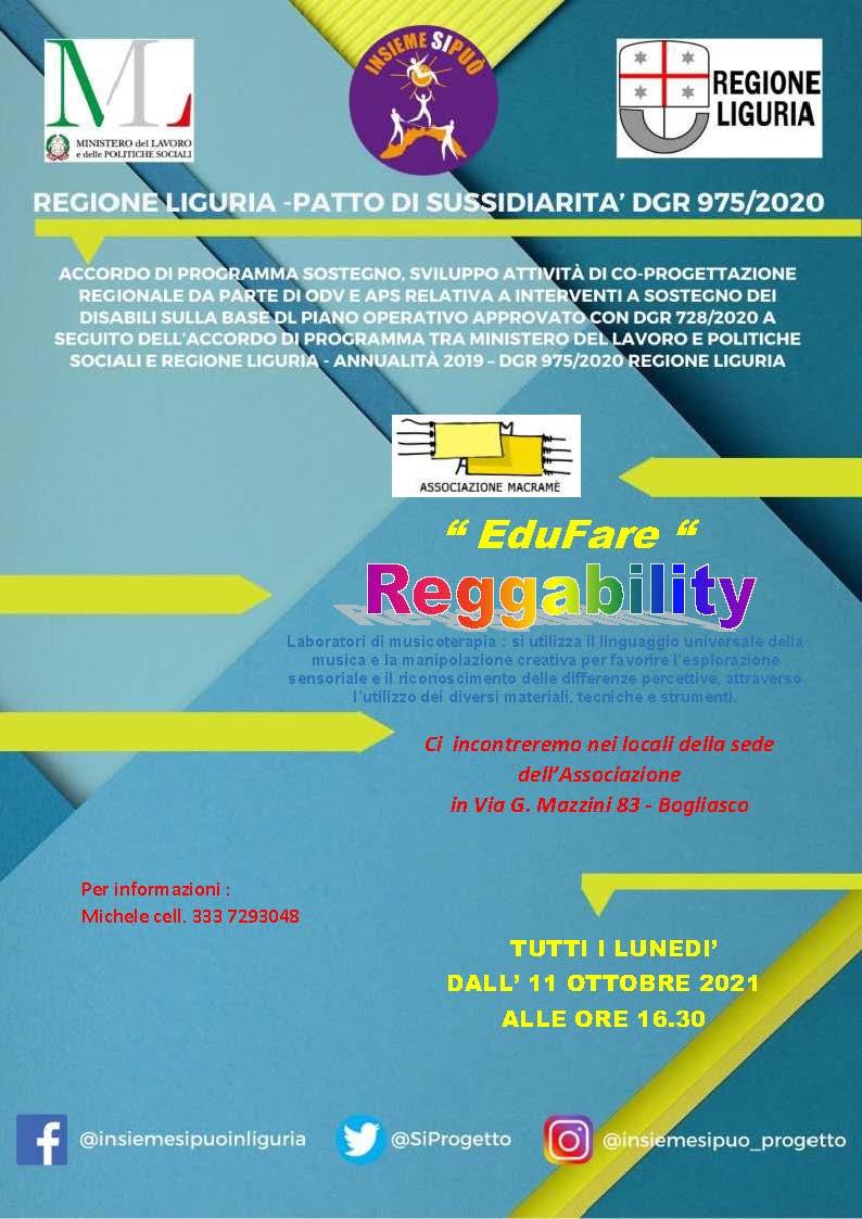 Volantino Reggability